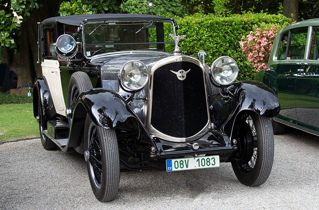 VOITURES DE LEGENDE (679) : FARMAN  A6B COUPE de VILLE  MILLION-GUIET - 1925