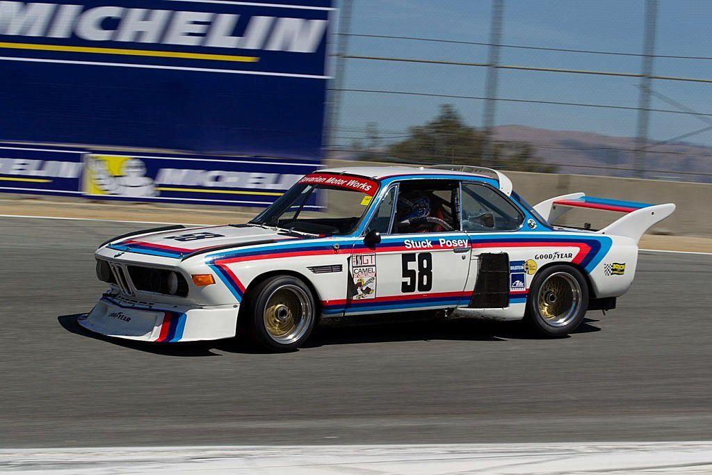 VOITURES DE LEGENDE (680) : BMW 3.0 CSL  IMSA - 1975