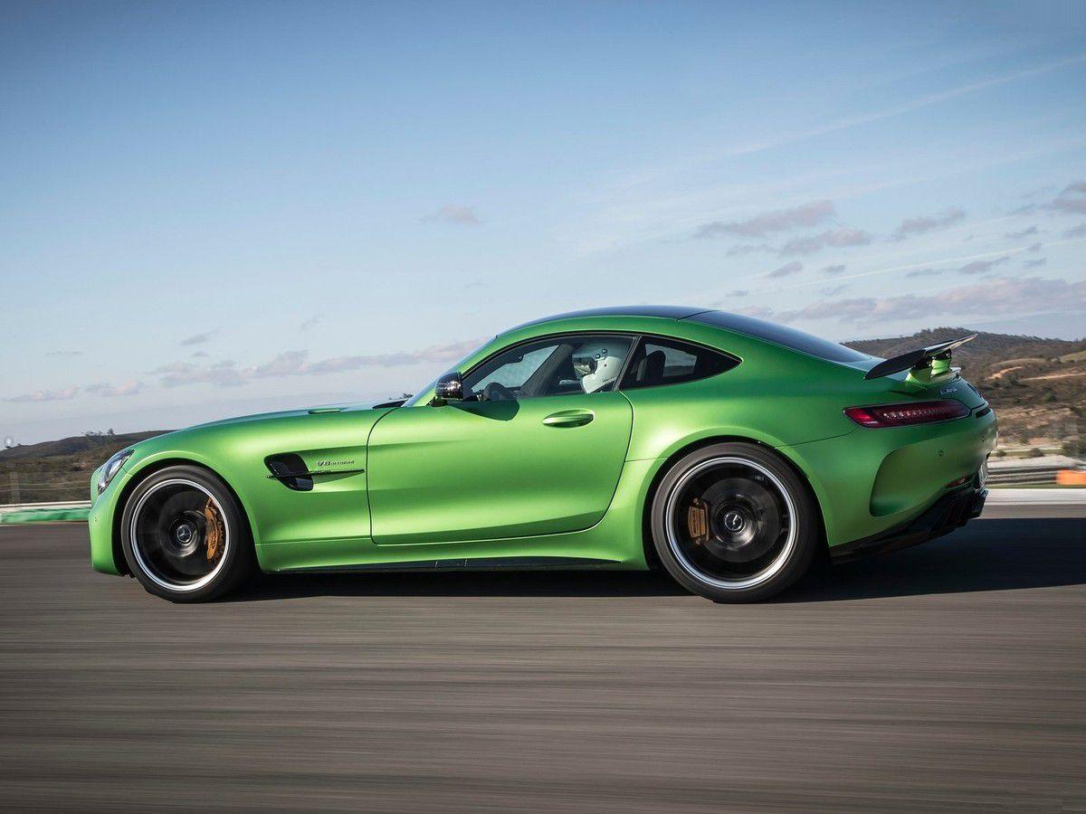 VOITURES DE LEGENDE (696) : MERCEDES-BENZ  AMG  GT R - 2017