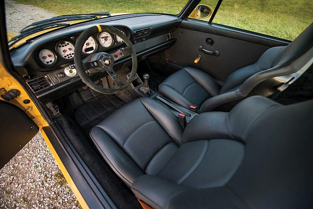 VOITURES DE LEGENDE (712) : PORSCHE  911 GT2 - 1995