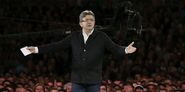 « L'ALLIANCE BOLIVARIENNE » VIENT PERTURBER LA FIN DE CAMPAGNE DE MELENCHON !..