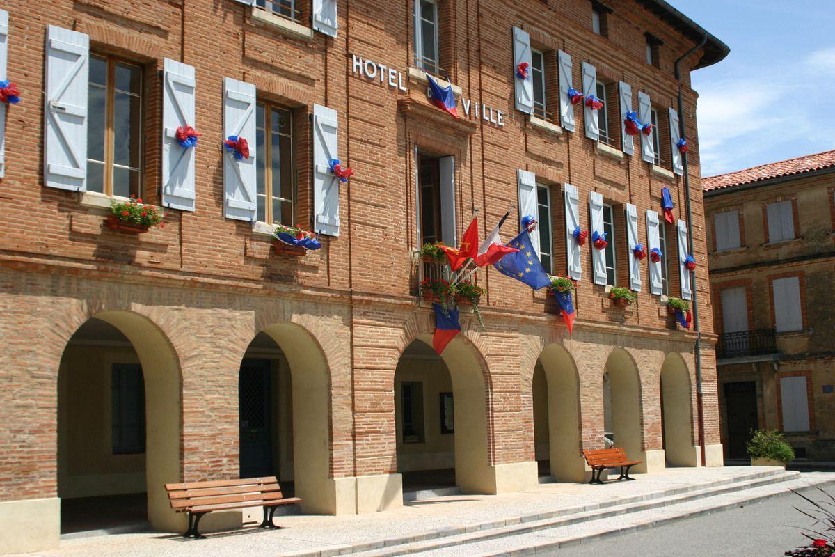 MONTESQUIEU-VOLVESTRE : ELECTIONS LEGISLATIVES - 2ème TOUR 18 JUIN 2017