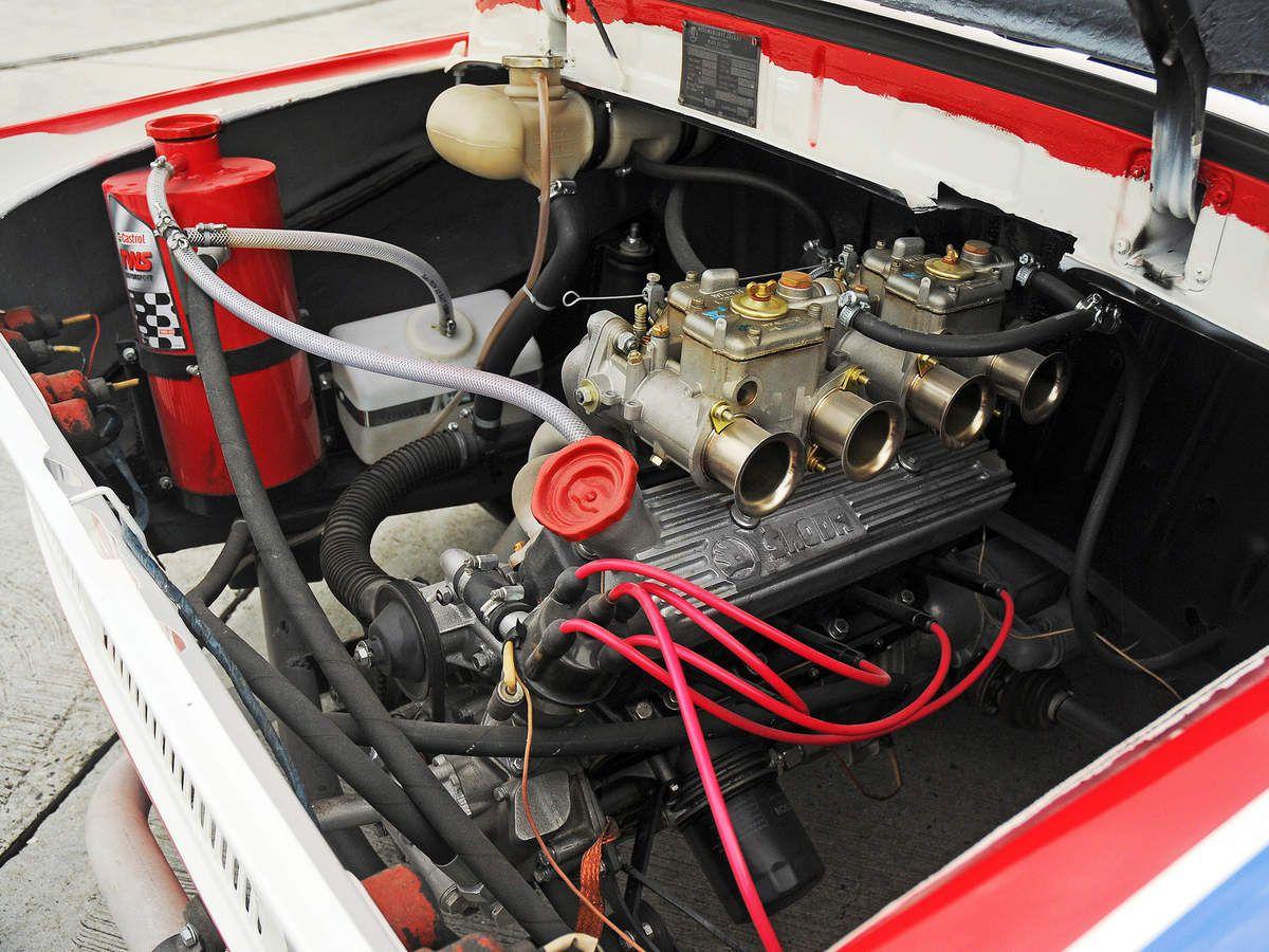 VOITURES DE LEGENDE (757) : SKODA  130 RS RALLYE CAR  TYPE 735 - 1975