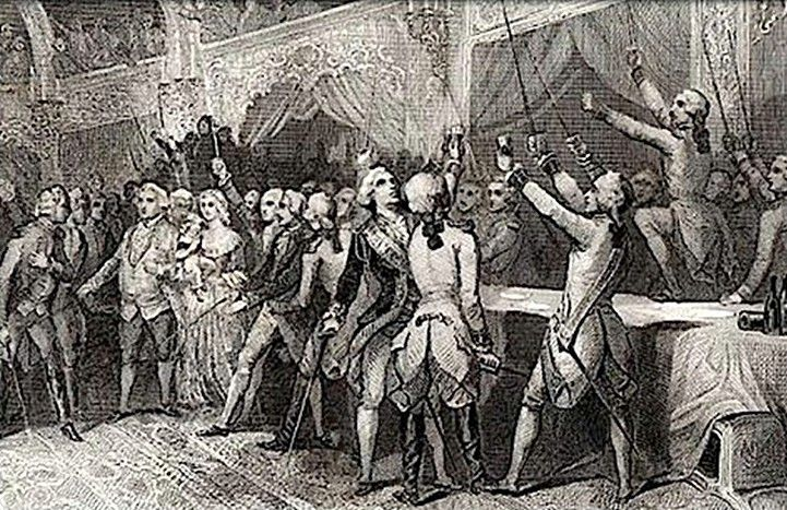 LES ACTEURS DE LA REVOLUTION:  ROBESPIERRE (9/50)