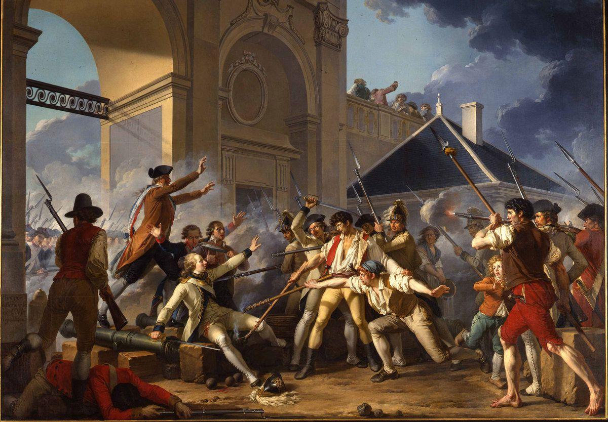 LES ACTEURS DE LA REVOLUTION:  ROBESPIERRE (20/50)