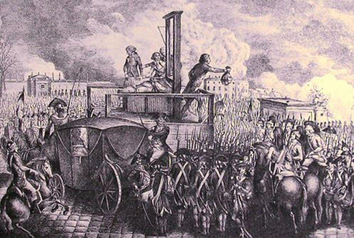 LES ACTEURS DE LA REVOLUTION:  ROBESPIERRE (34/50)