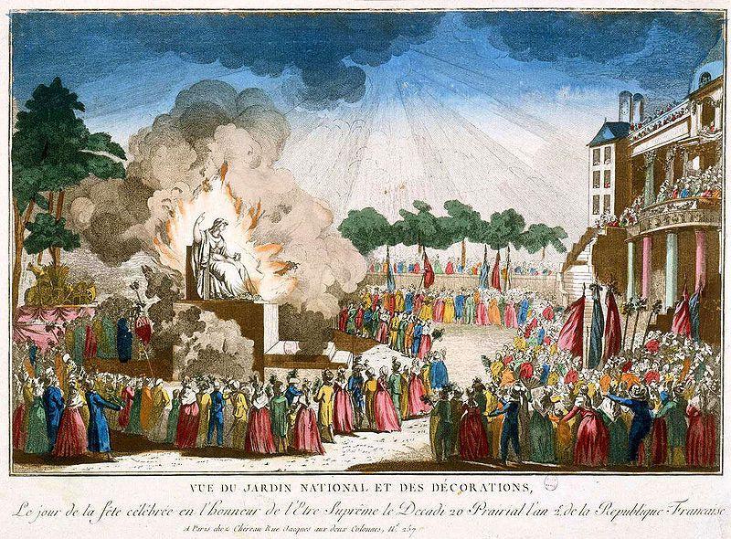 LES ACTEURS DE LA REVOLUTION:  ROBESPIERRE (45/50)