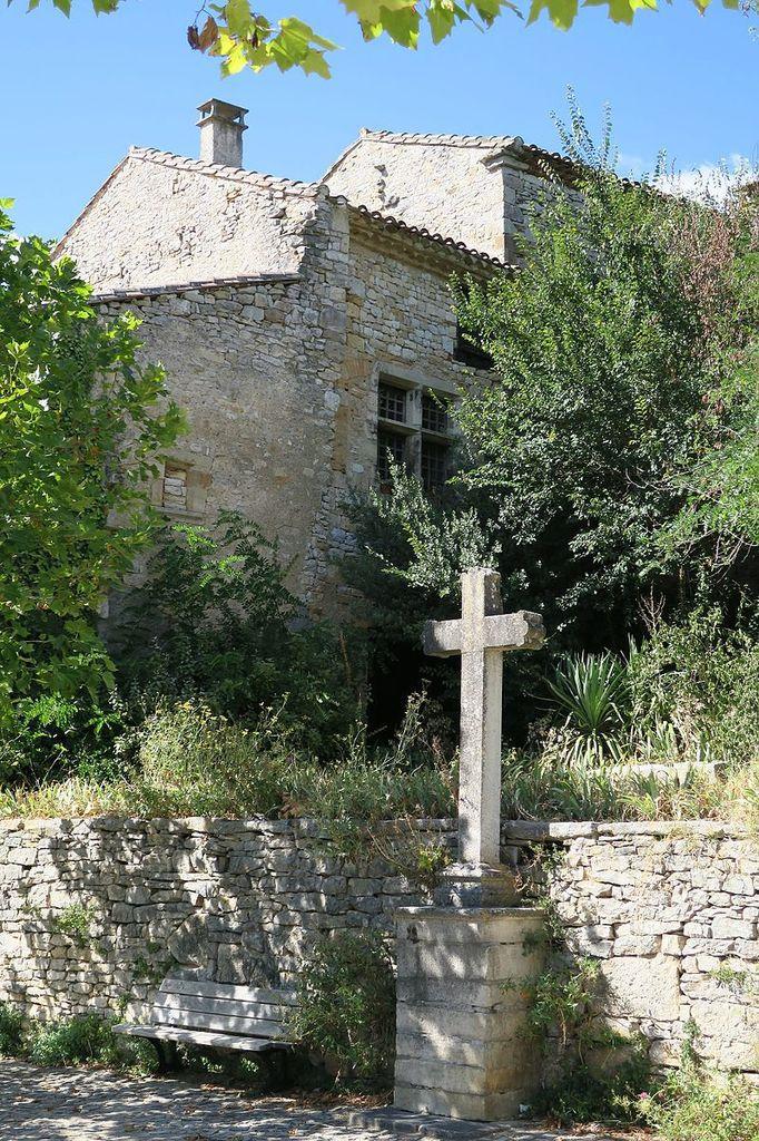 LES PLUS BEAUX VILLAGES DE FRANCE : BURNIQUEL  (TARN-ET-GARONNE)