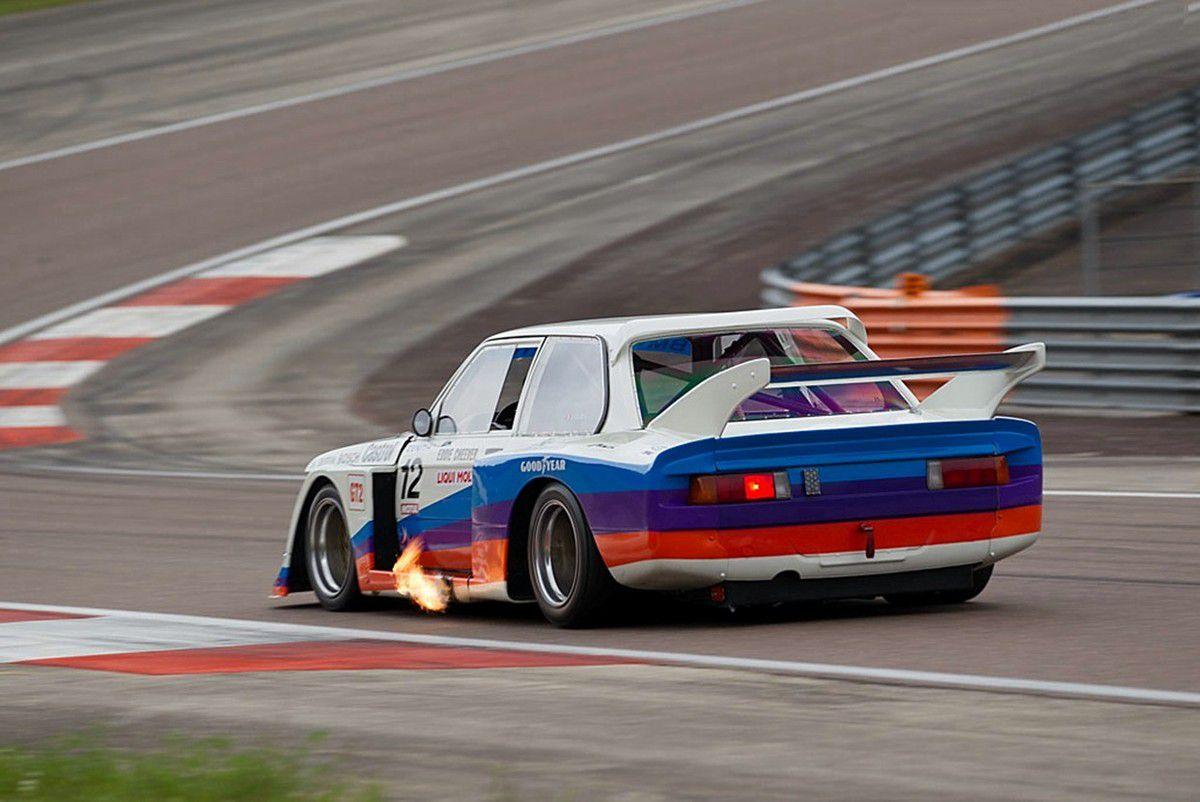 "VOITURES DE LEGENDE (791) : BMW  320  ""GROUPE 5"" - 1977"