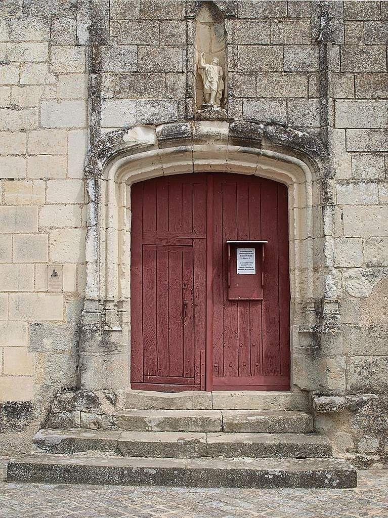 LES PLUS BEAUX VILLAGES DE FRANCE : CRISSAY-SUR-MANSE  (INDRE ET LOIRE)