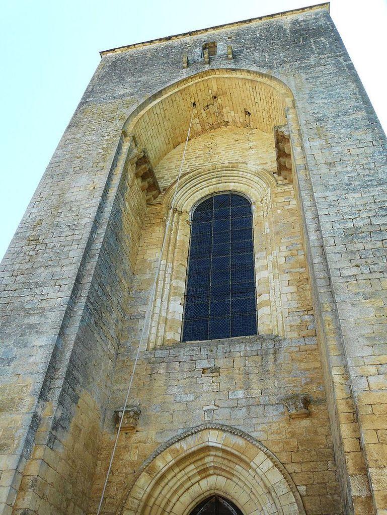 LES PLUS BEAUX VILLAGES DE FRANCE : SAINT-AMAND-DE-COLY  (DORDOGNE)
