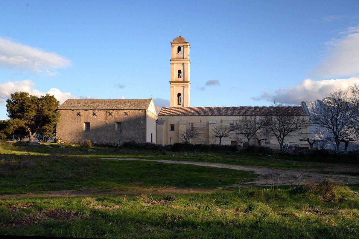 LES PLUS BEAUX VILLAGES DE FRANCE : SANT'ANTONINO  (HAUTE-CORSE)