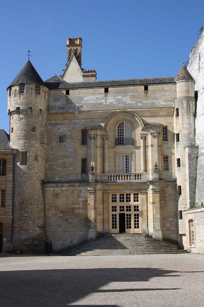 LES PLUS BEAUX VILLAGES DE FRANCE : LA ROCHE-GUYON  (VAL D'OISE)