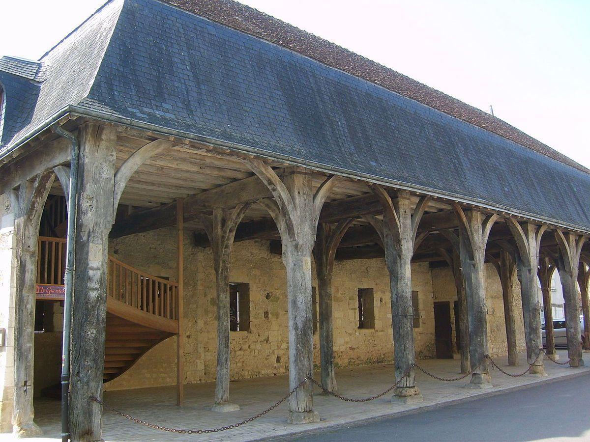 LES PLUS BEAUX VILLAGES DE FRANCE : MONTRESOR (INDRE ET LOIRE)