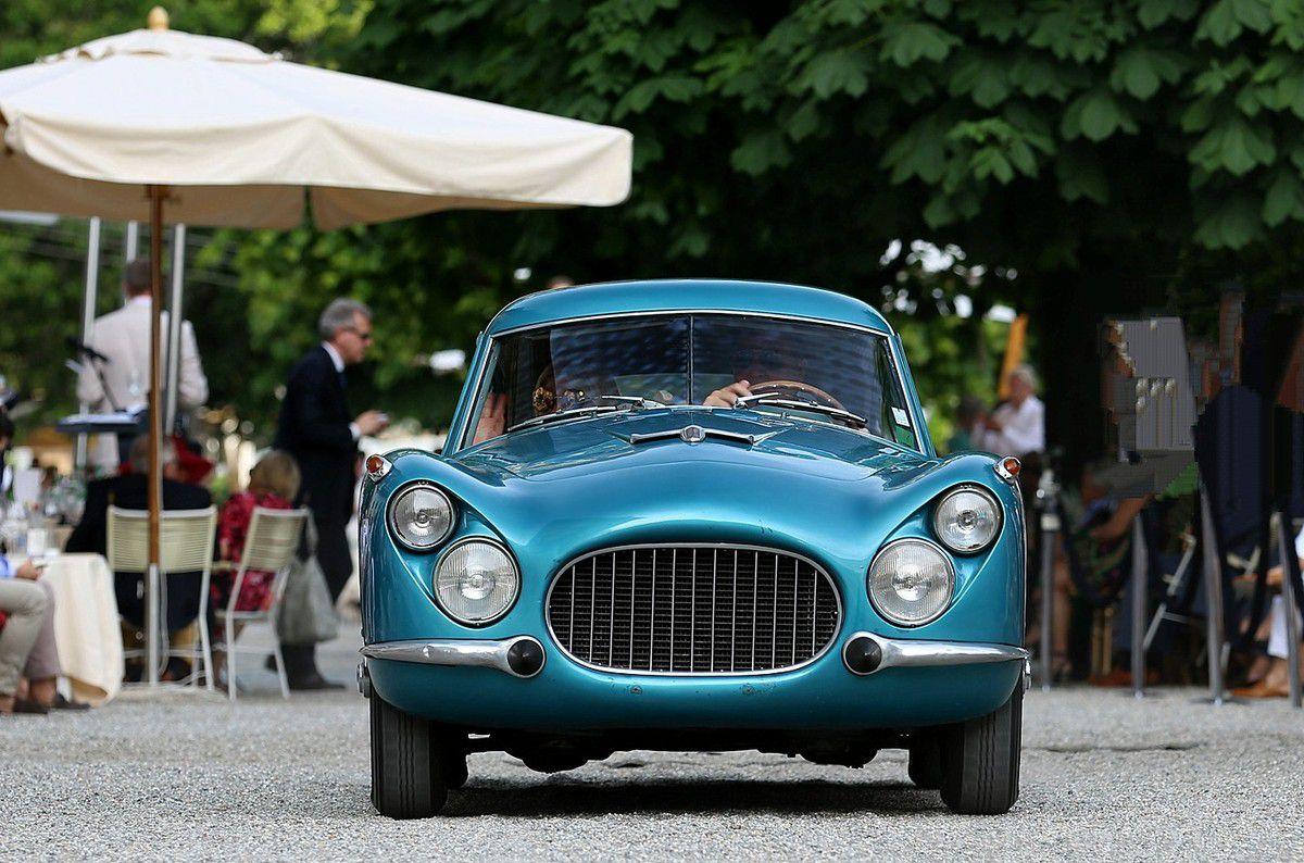 VOITURES DE LEGENDE (809) : FIAT  8V  RAPI BERLINETTA - 1954