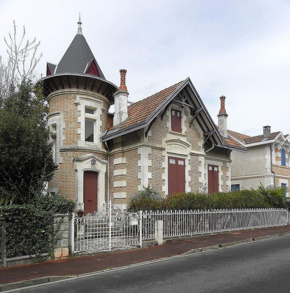 TRESORS DU PATRIMOINE FRANCAIS  : ARCACHON - PLAGE ET VILLAS