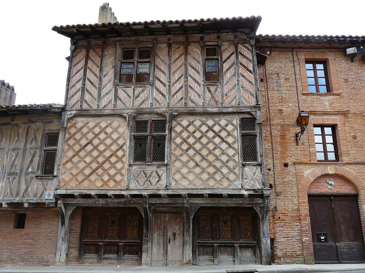 TRESORS DU PATRIMOINE FRANCAIS : RIEUX-VOLVESTRE  (HAUTE-GARONNE)