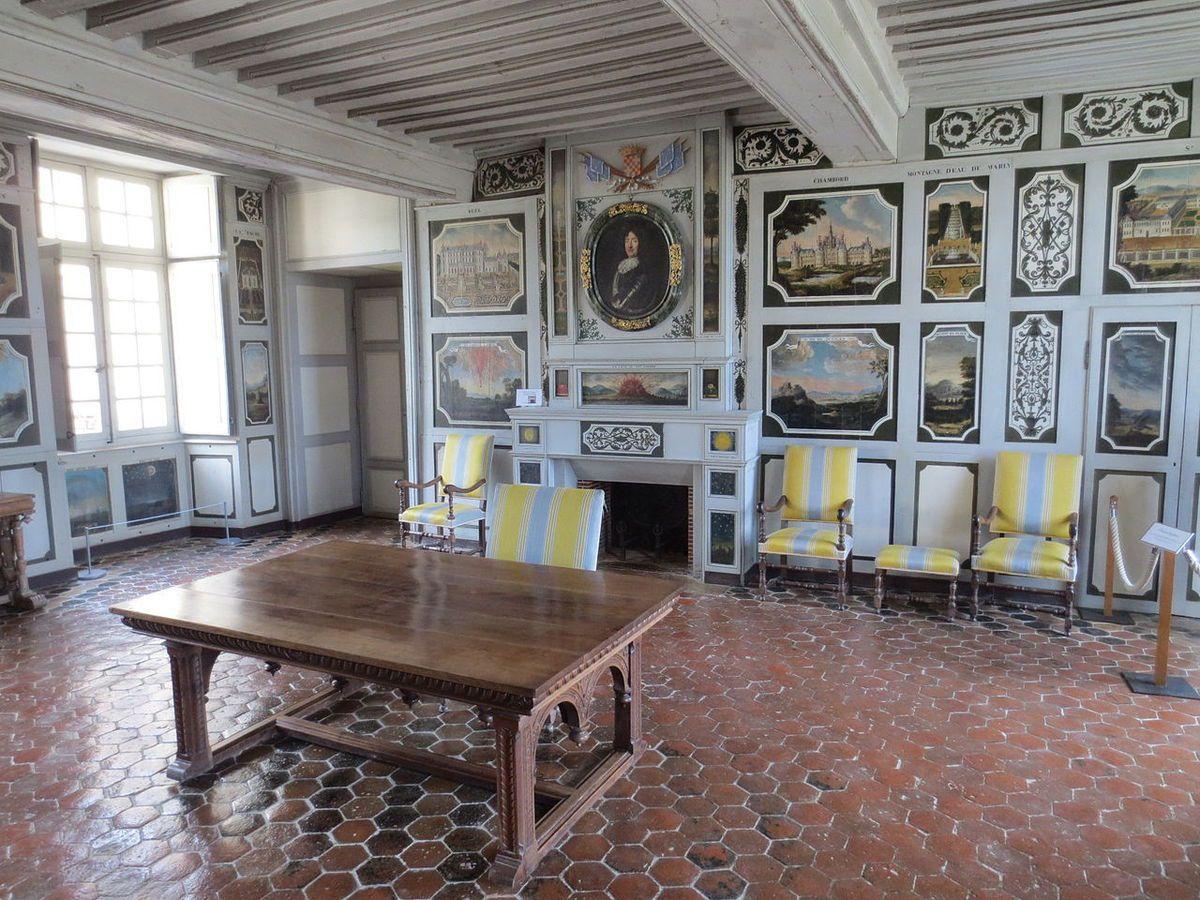 TRESORS DU PATRIMOINE DE LA FRANCE : BUSSY-LE-GRAND - CHATEAU DE BUSSY RABUTIN