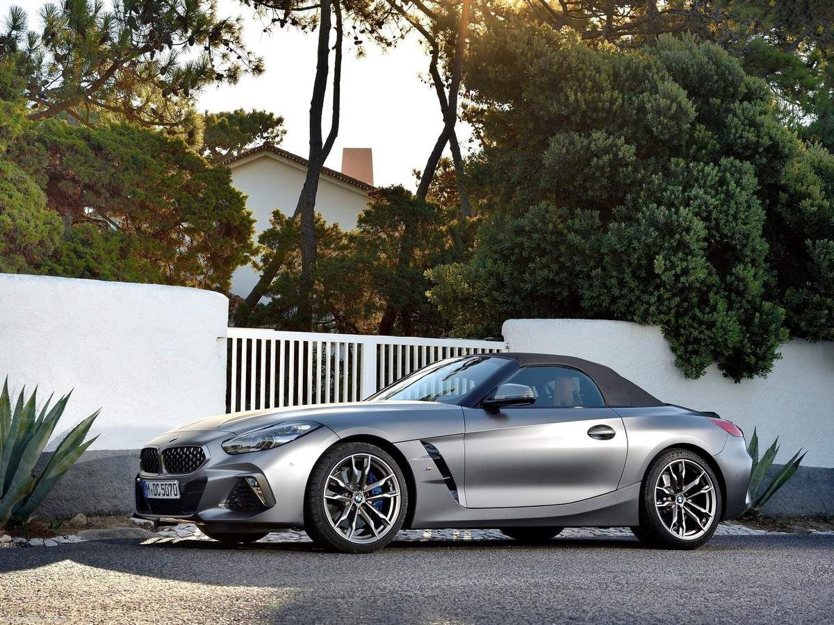 VOITURES DE LEGENDE (841) : BMW  Z4 M40i - 2019