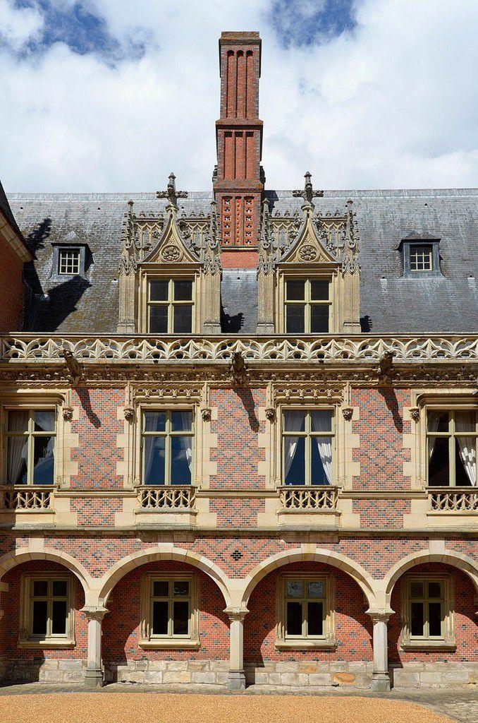 TRESORS DU PATRIMOINE FRANCAIS : LE CHATEAU DE MAINTENON  (EURE-ET-LOIR)