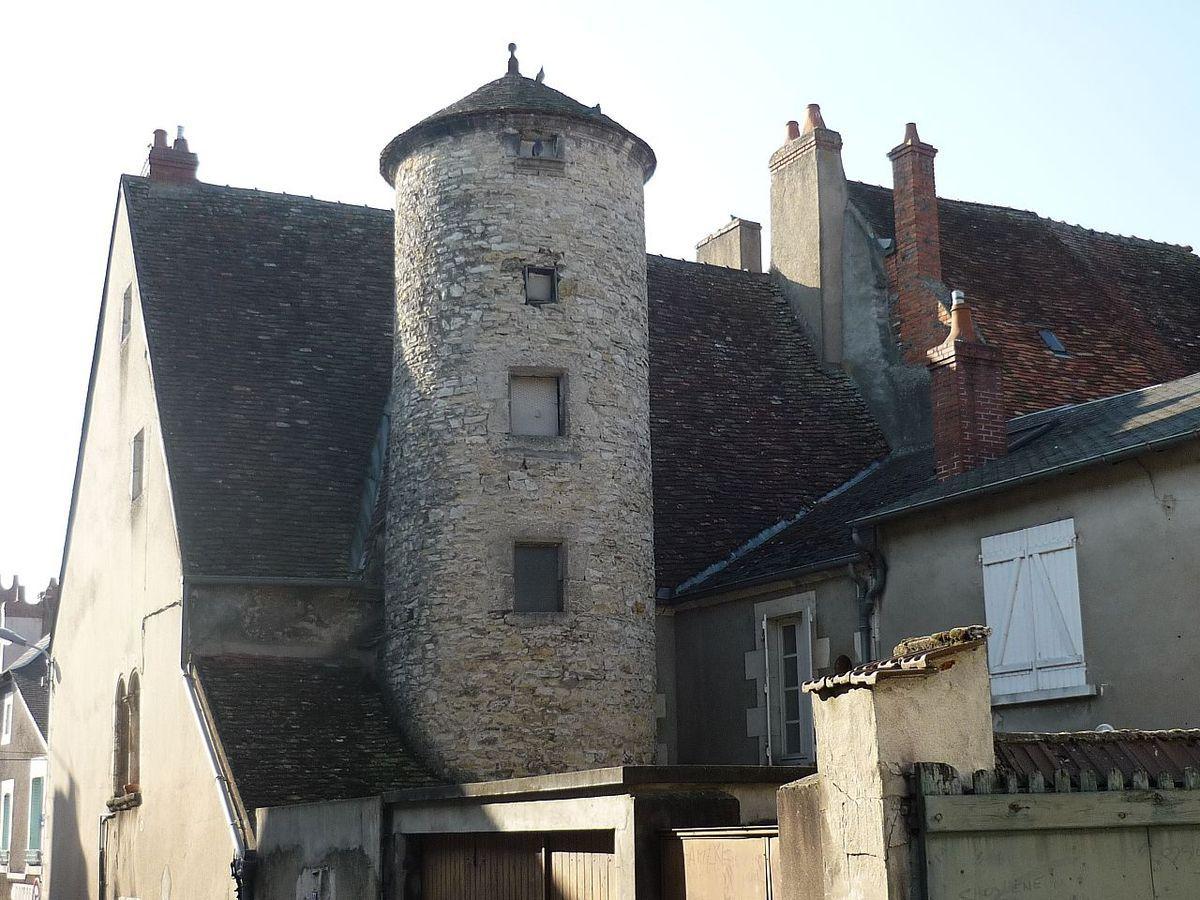 TRESORS DU PATRIMOINE FRANCAIS : LA CHARITE-SUR-LOIRE  (NIEVRE)