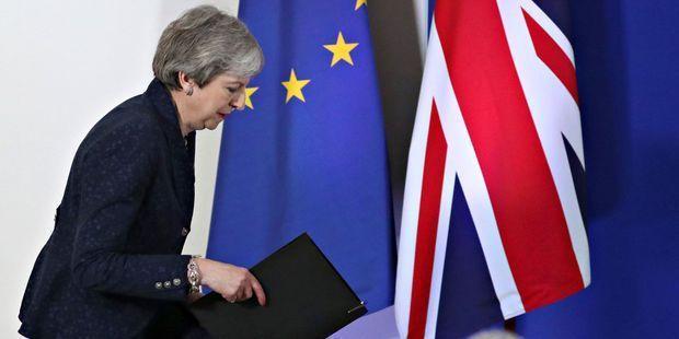 BREXIT: 12 AVRIL OU 22 MAI, LES DEUX OPTIONS ACCORDEES PAR L'UE AU ROYAUME-UNI