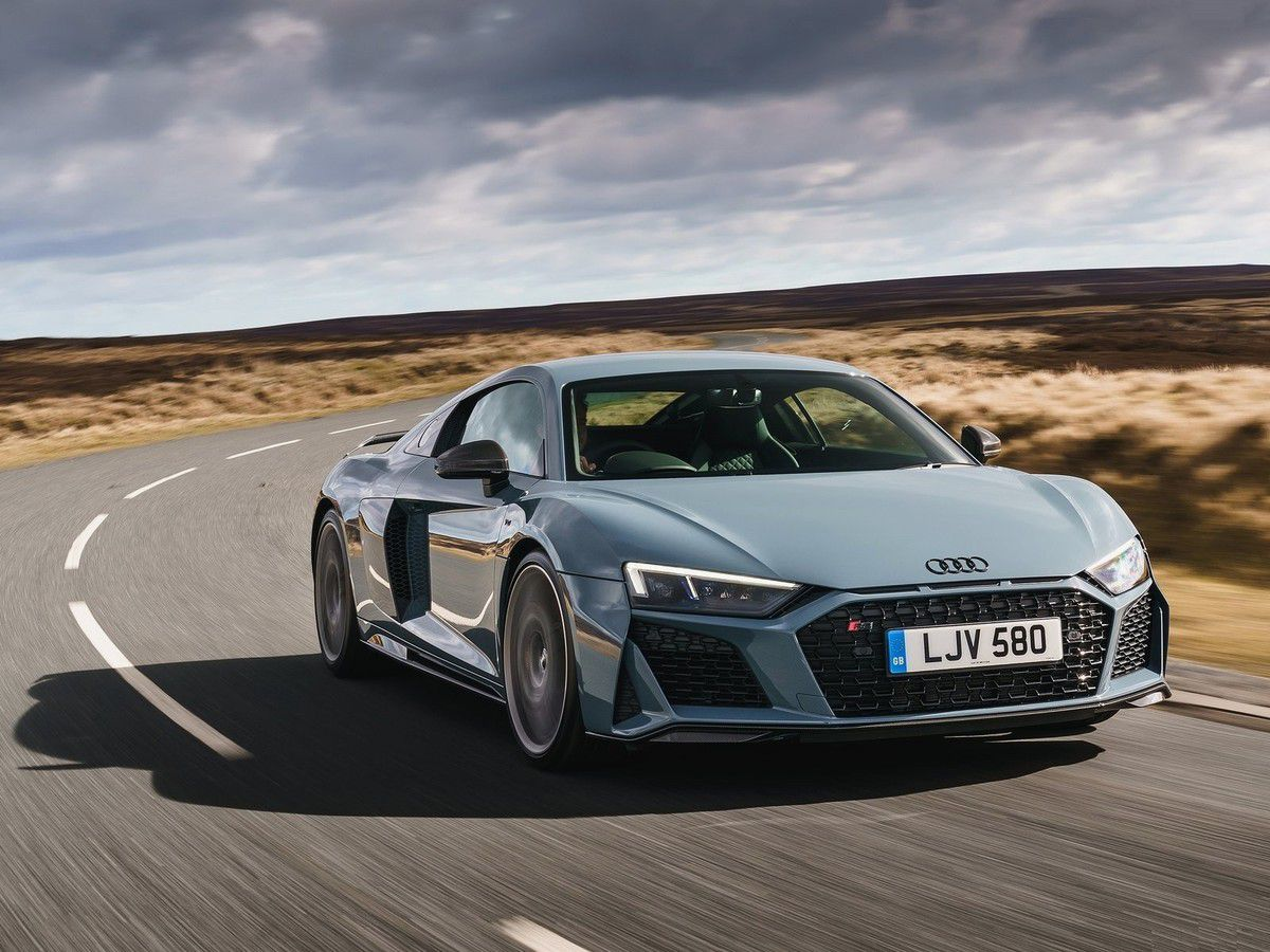 "VOITURES DE LEGENDE (916) : AUDI R8  V10 620 QUATTRO COUPE ""PERFORMANCE"" - 2019"
