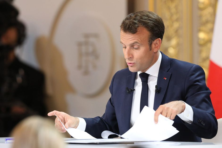 RESTITUTION DU GRAND DEBAT: LES ORIENTATIONS POUR LA FRANCE