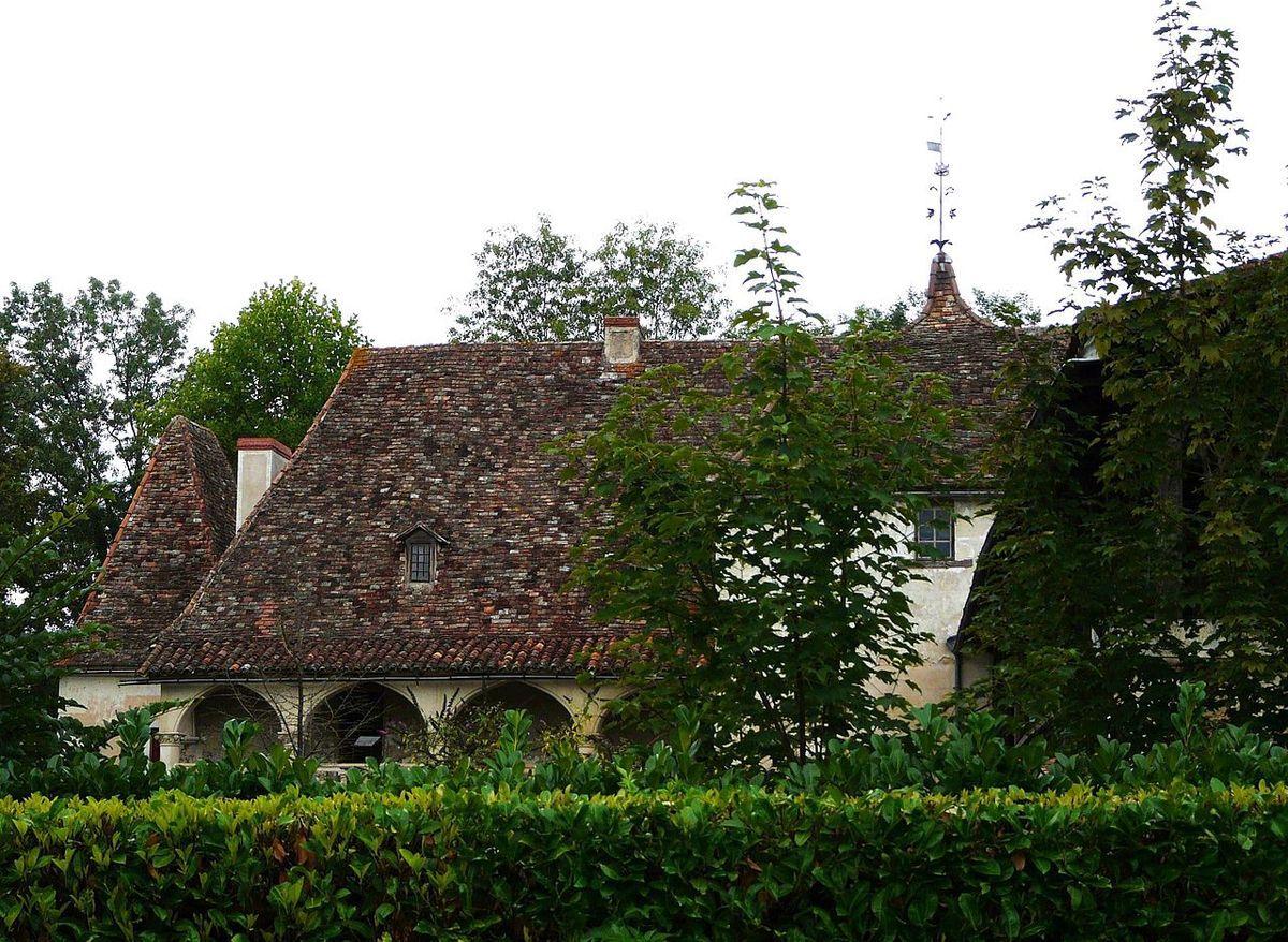 TRESORS DU PATRIMOINE FRANCAIS : SAINT-GERMAIN-DU-SALEMBRE  (DORDOGNE) - LE CHATEAU