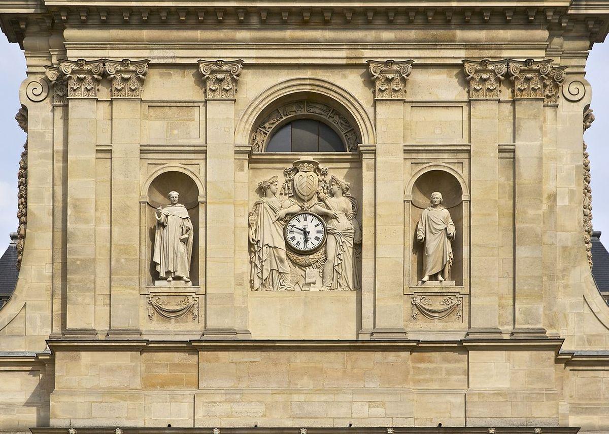 TRESORS DU PATRIMOINE FRANCAIS : PARIS - CHAPELLE SAINTE-URSULE DE LA SORBONNE