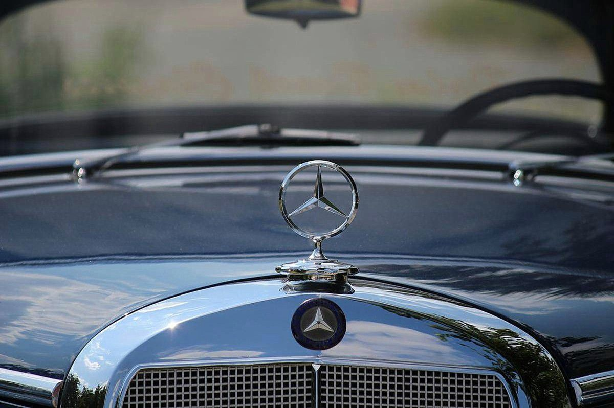 "VOITURES DE LEGENDE (981) : MERCEDES-BENZ  300B ""ADENHAUER"" - 1954"