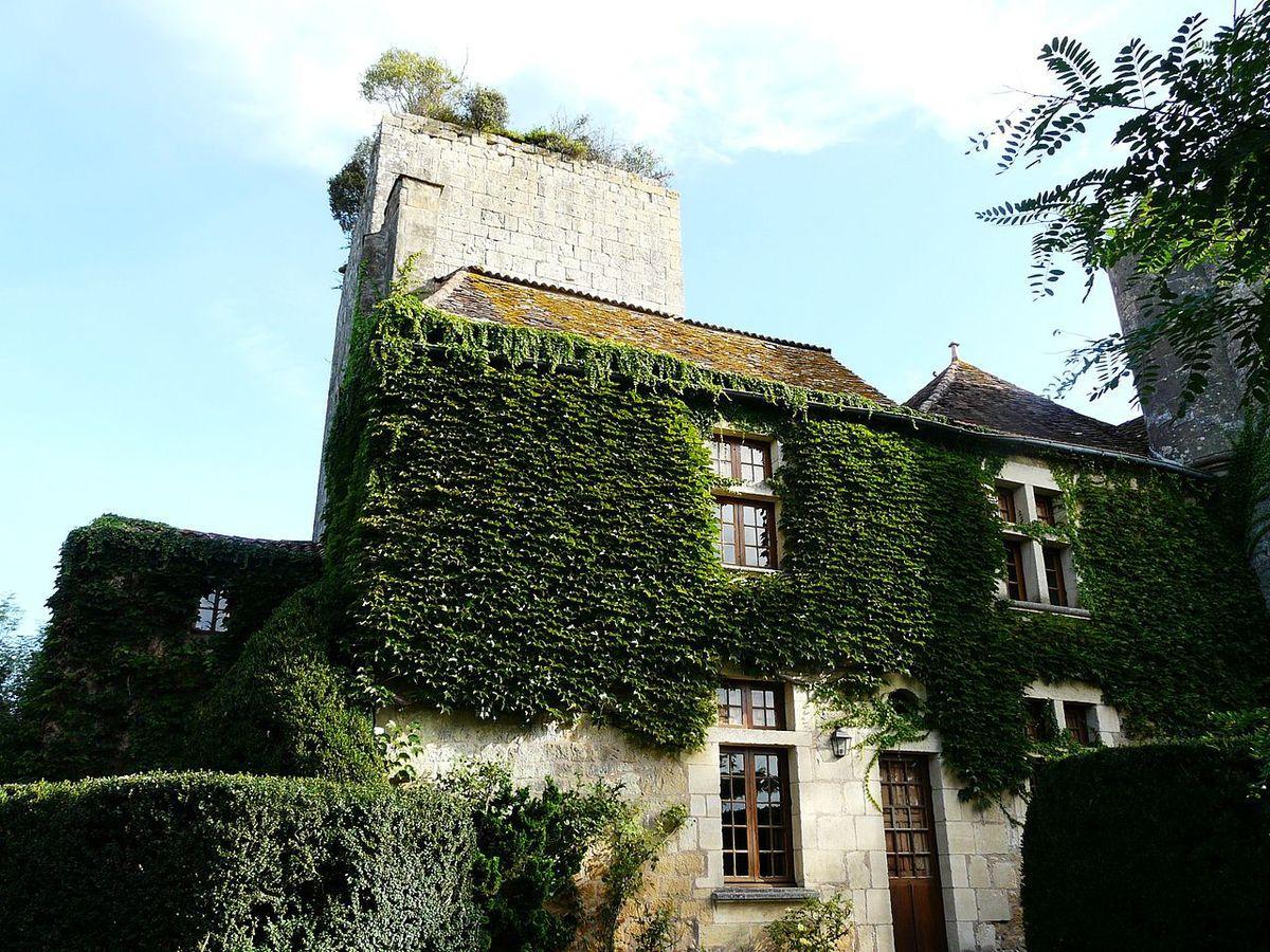 TRESORS DU PATRIMOINE FRANCAIS : BANEUIL  (DORDOGNE) - LE CHATEAU