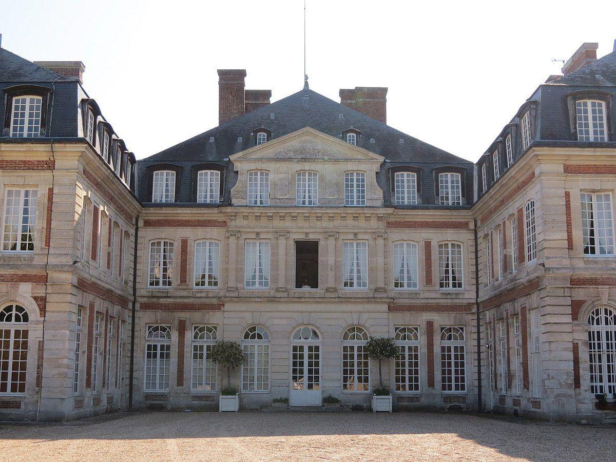 TRESORS DU PATRIMOINE FRANCAIS : CHATEAU DE FONTAINE-LA-SORET  (EURE)