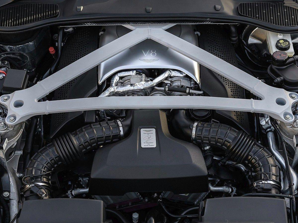 VOITURES DE LEGENDE (1003) : ASTON MARTIN  DB11  V8 - 2019