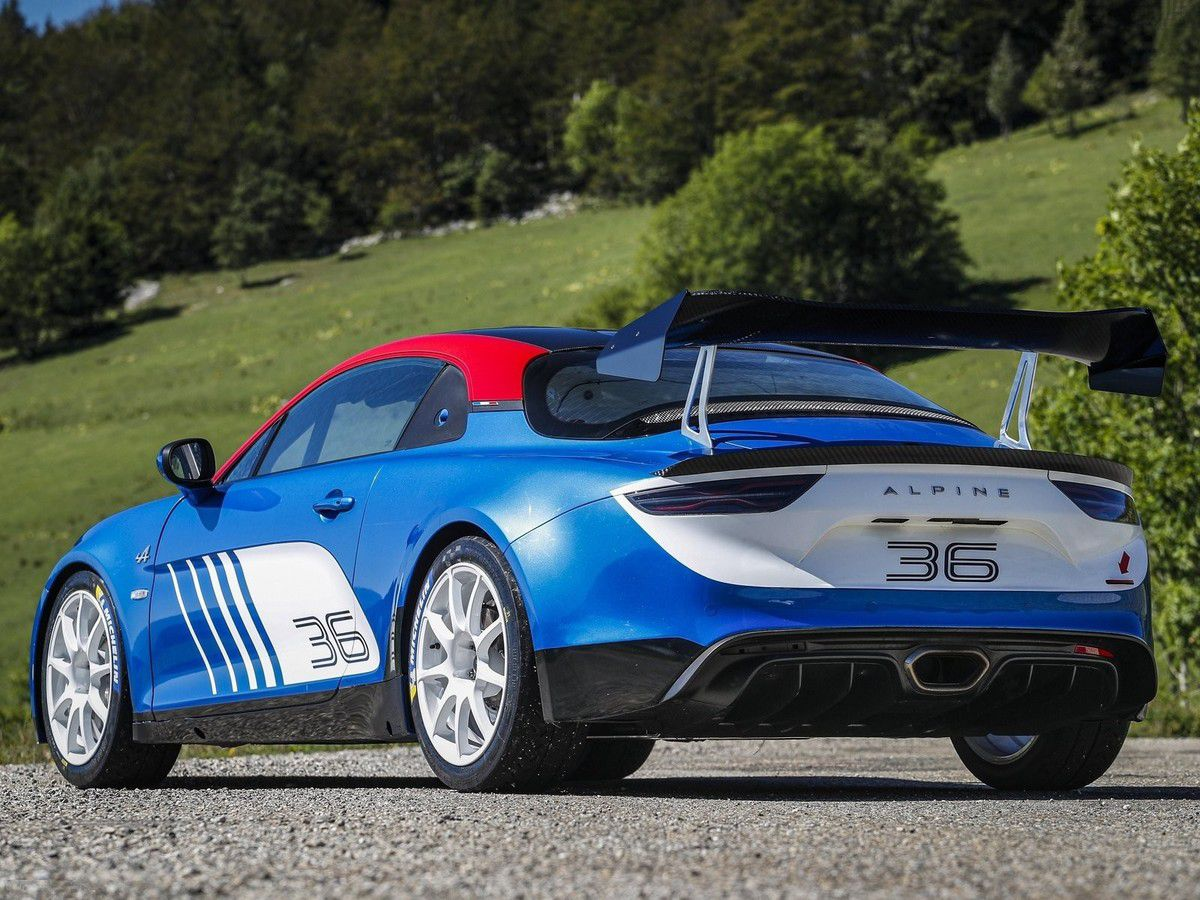 VOITURES DE LEGENDE (1022) : ALPINE  A110  RALLYE - 2020