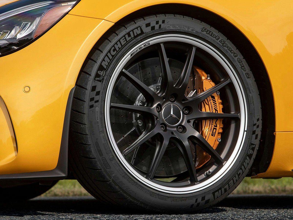 "VOITURES DE LEGENDE (1025) : MERCEDES-BENZ  AMG  GT ""R"" - 2020"