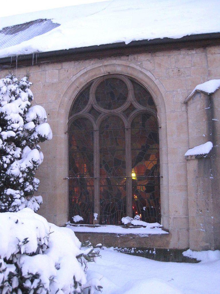 TRESORS DU PATRIMOINE FRANCAIS : PONTARLIER  (DOUBS) - EGLISE SAINT-BENIGNE