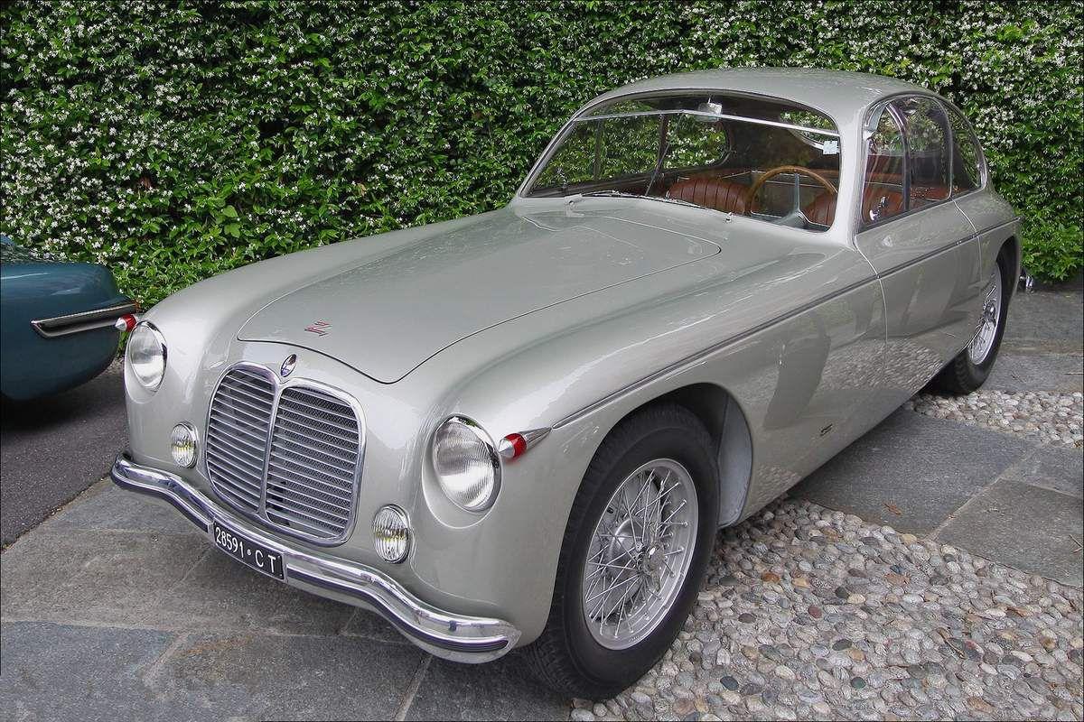 VOITURES DE LEGENDE (1032) : MASERATI  A6  1500 S ZAGATO BERLINETTA - 1948