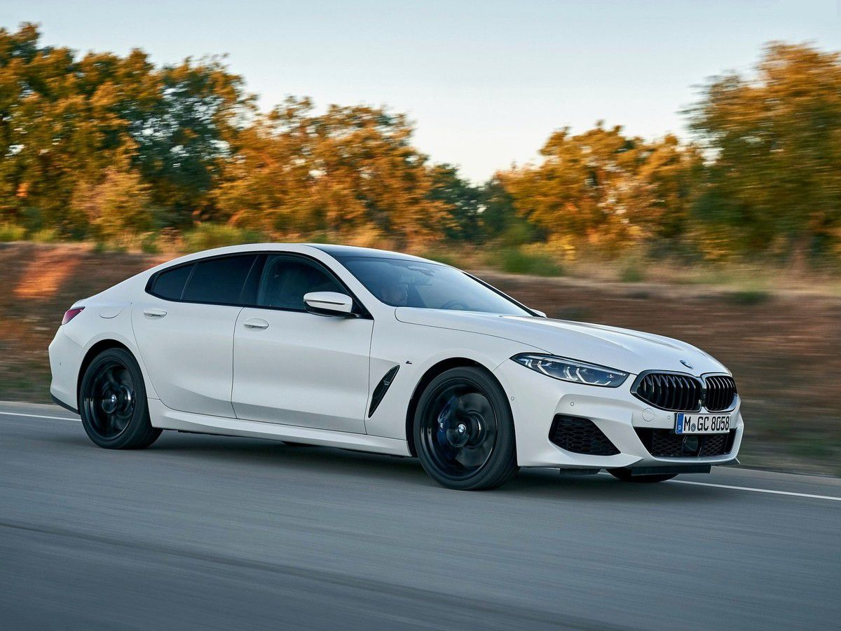 VOITURES DE LEGENDE (1034) : BMW  SERIE 8 GRAND COUPE  M580i xDRIVE - 2020