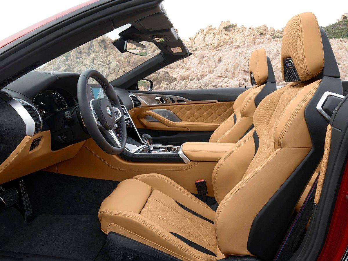 VOITURES DE LEGENDE (1057) : BMW  M8 COMPETITION  CONVERTIBLE - 2020