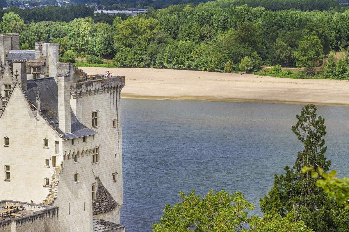 TRESORS DU PATRIMOINE FRANCAIS : CHATEAU DE MONTSOREAU  (MAINE-ET-LOIRE)
