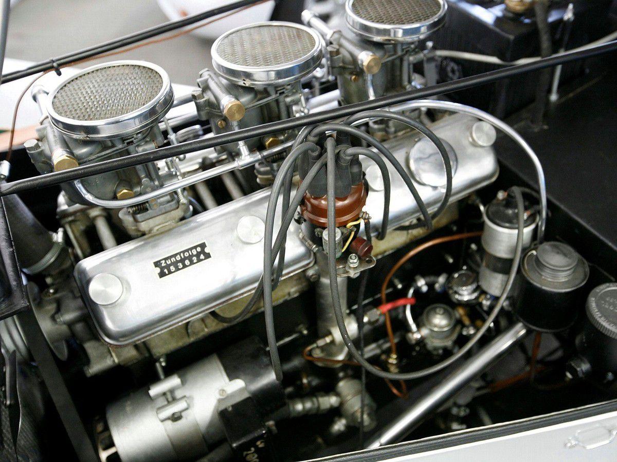 VOITURES DE LEGENDE (1070) : BMW  328  ROADSTER - 1937