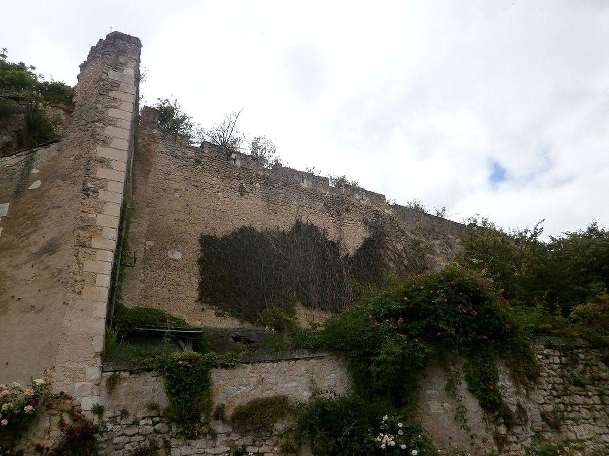 TRESORS DU PATRIMOINE FRANCAIS : MONTRESOR  (INDRE-ET-LOIRE) - LE CHATEAU