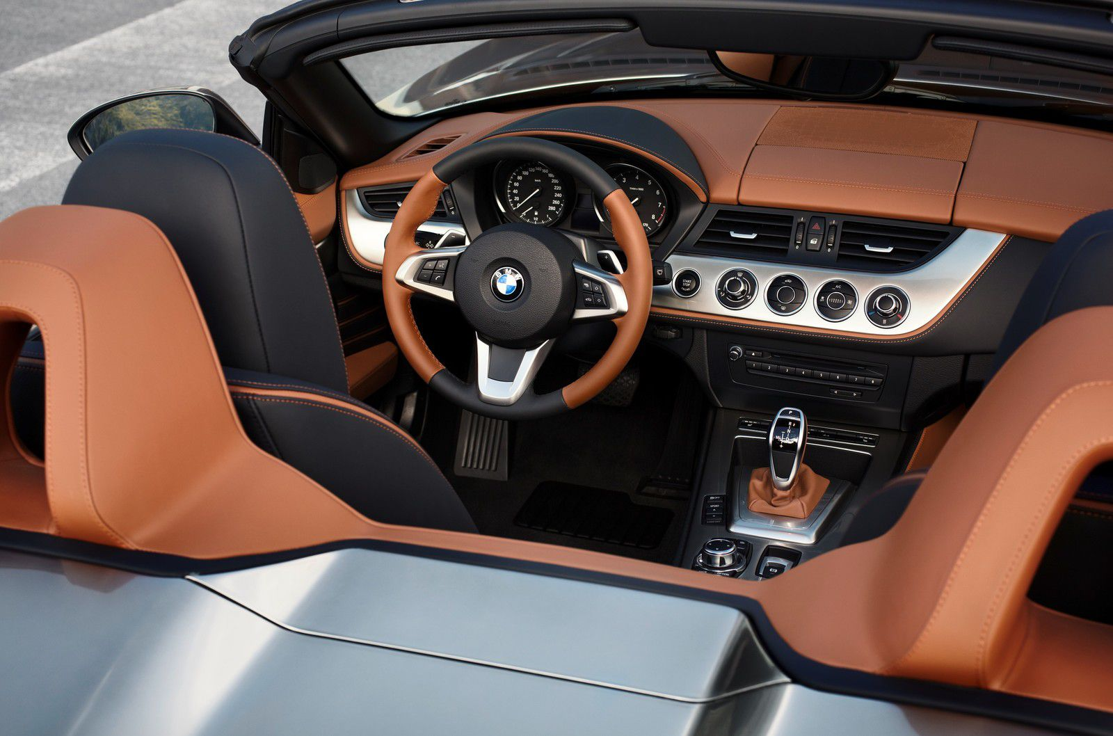 VOITURES DE LEGENDE (1119) : BMW  ZAGATO ROADSTER - 2012