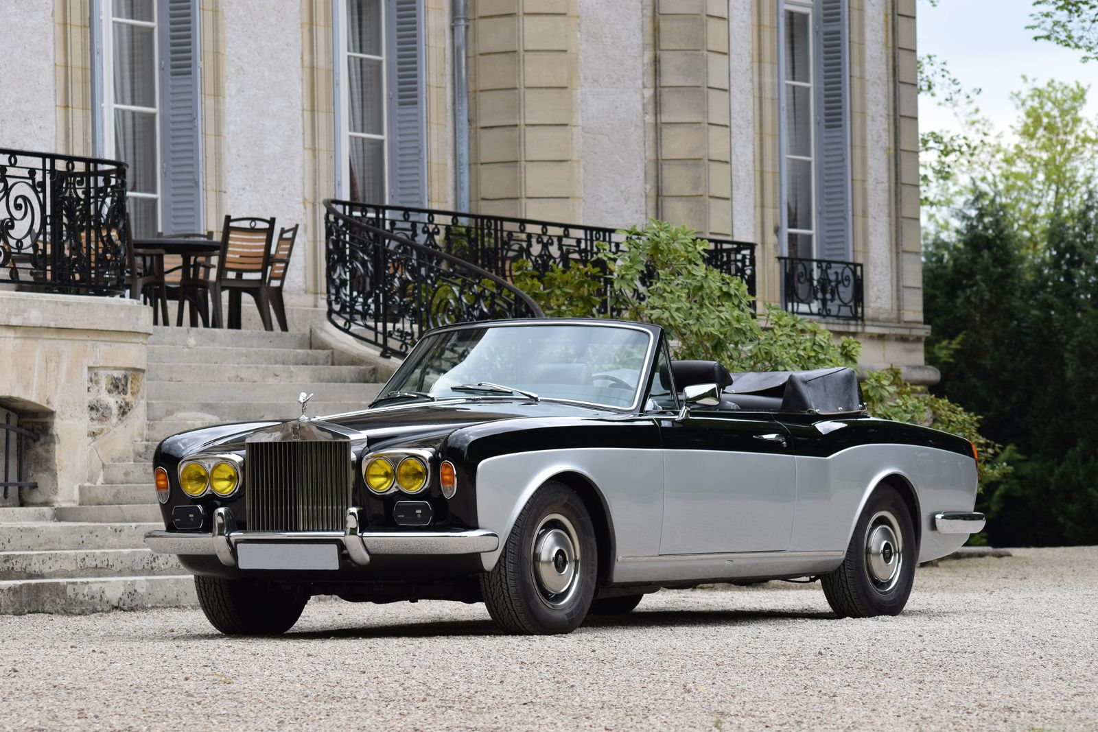 VOITURES PASSION : ROLLS-ROYCE  (ROYAUME-UNI)
