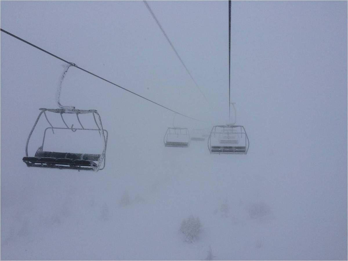 Un dimanche neige à Villard-de-Lans ❄⛄🏂