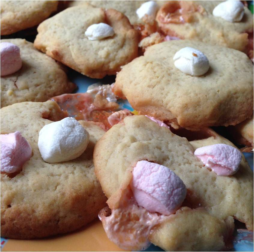 Cookies aux Marshmallows !