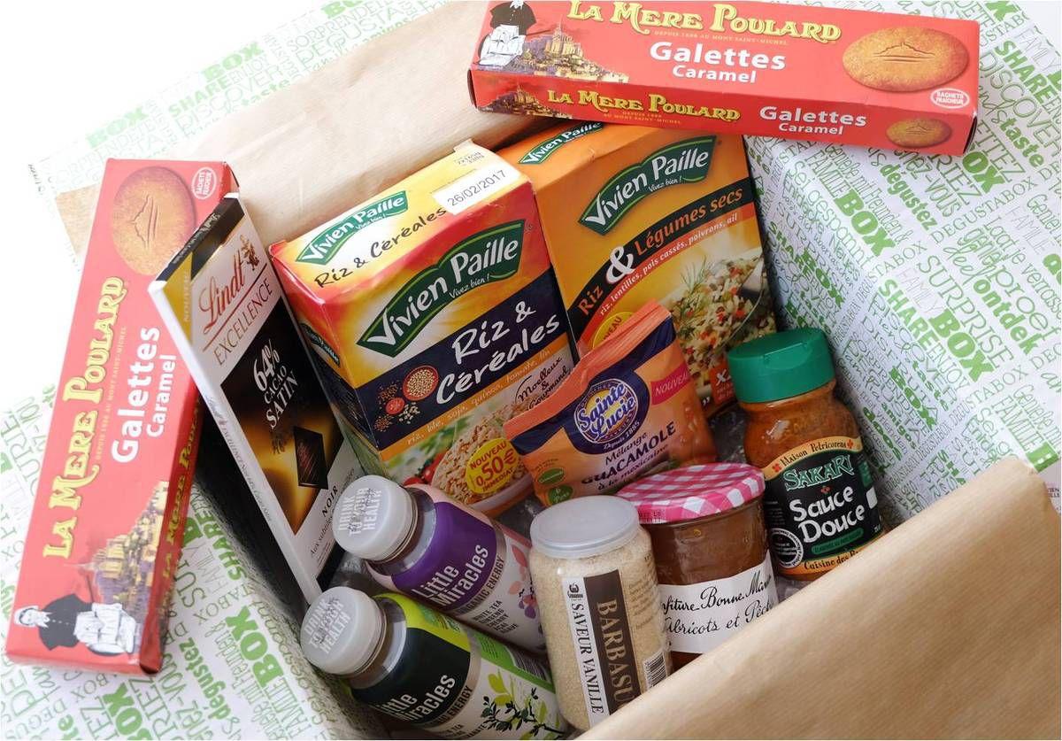 Degustabox d'avril : une box food riche en découvertes !