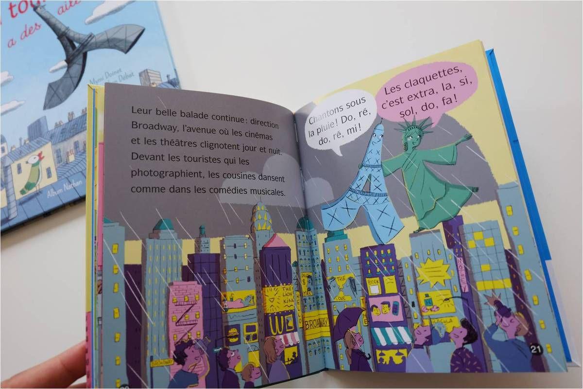 La Tour Eiffel à New York : son premier concours d'écriture !