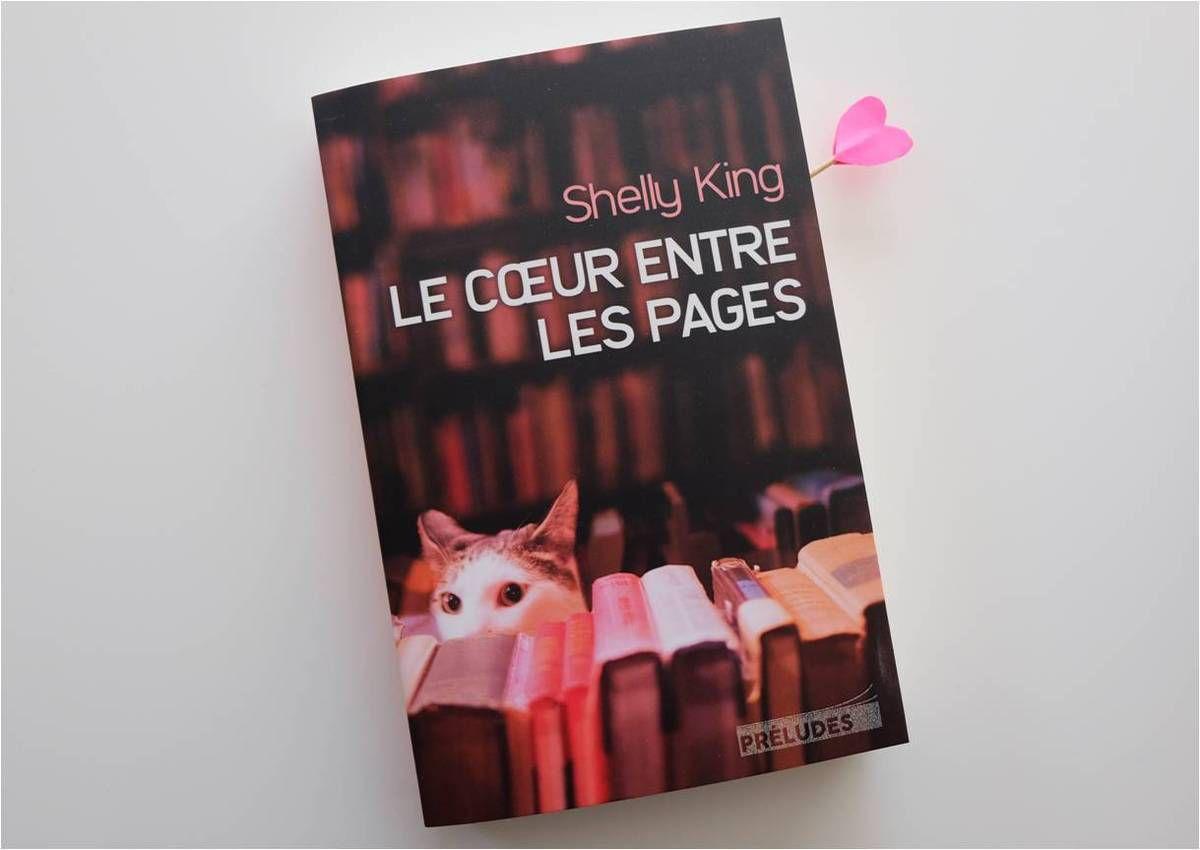 Le coeur entre les pages